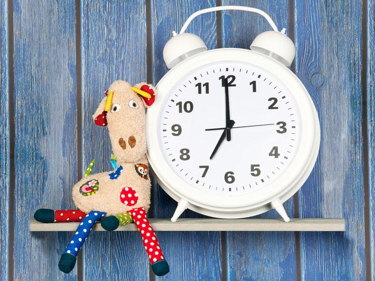 Image result for ajustar horarios niños